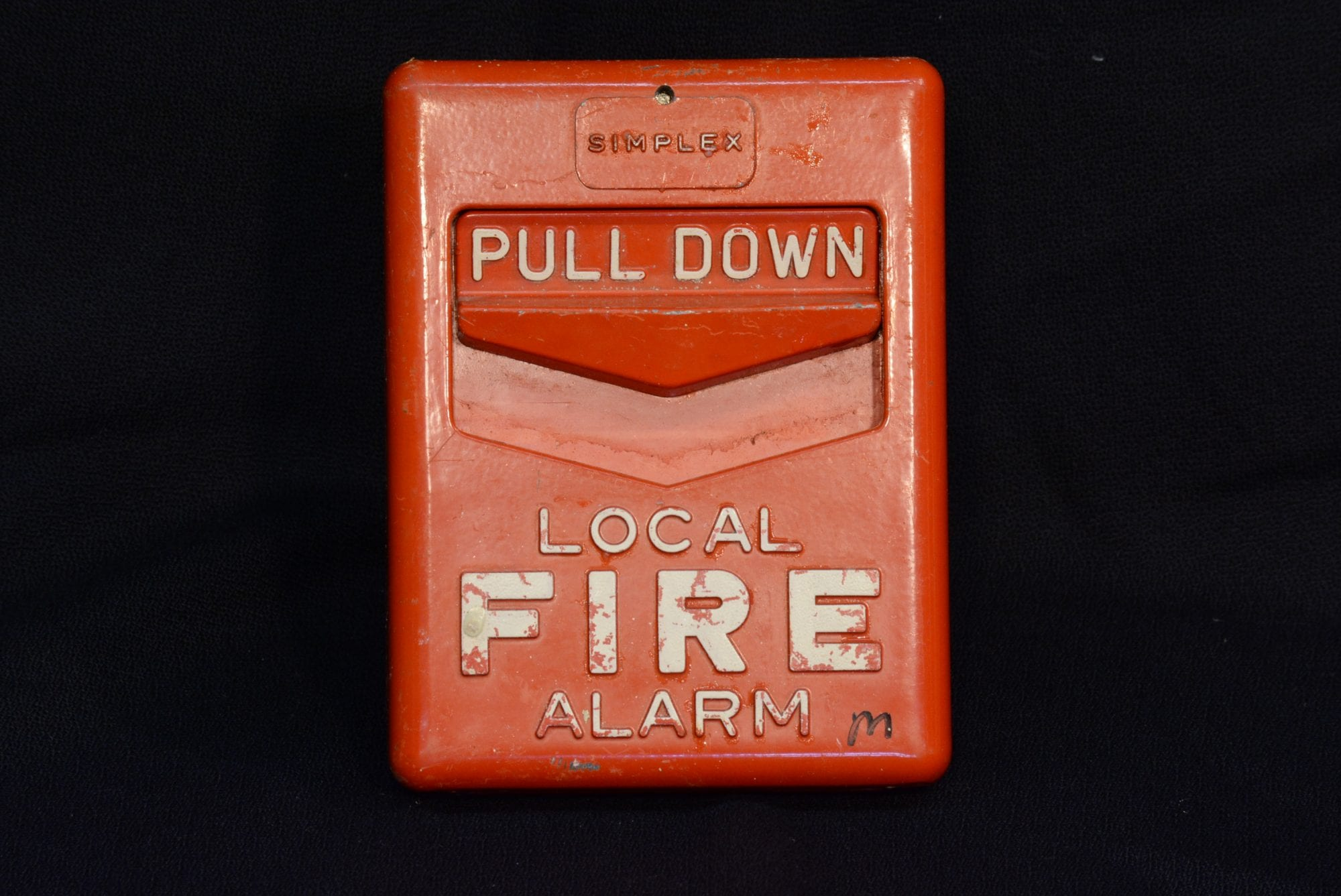 Local Manual Fire Alarm Station - Wayne Alarm Systems