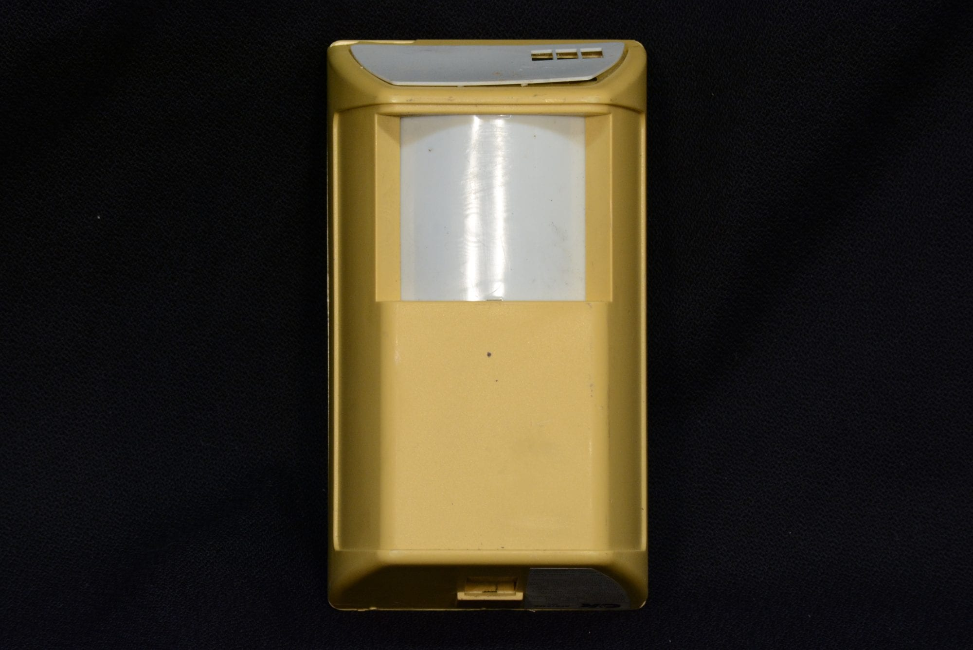 C And K Pir Microwave Motion Detector