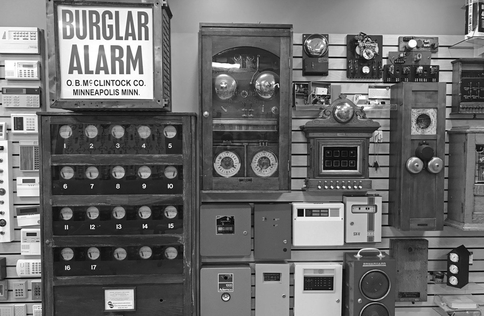 Security Museum Wayne Alarm Systems