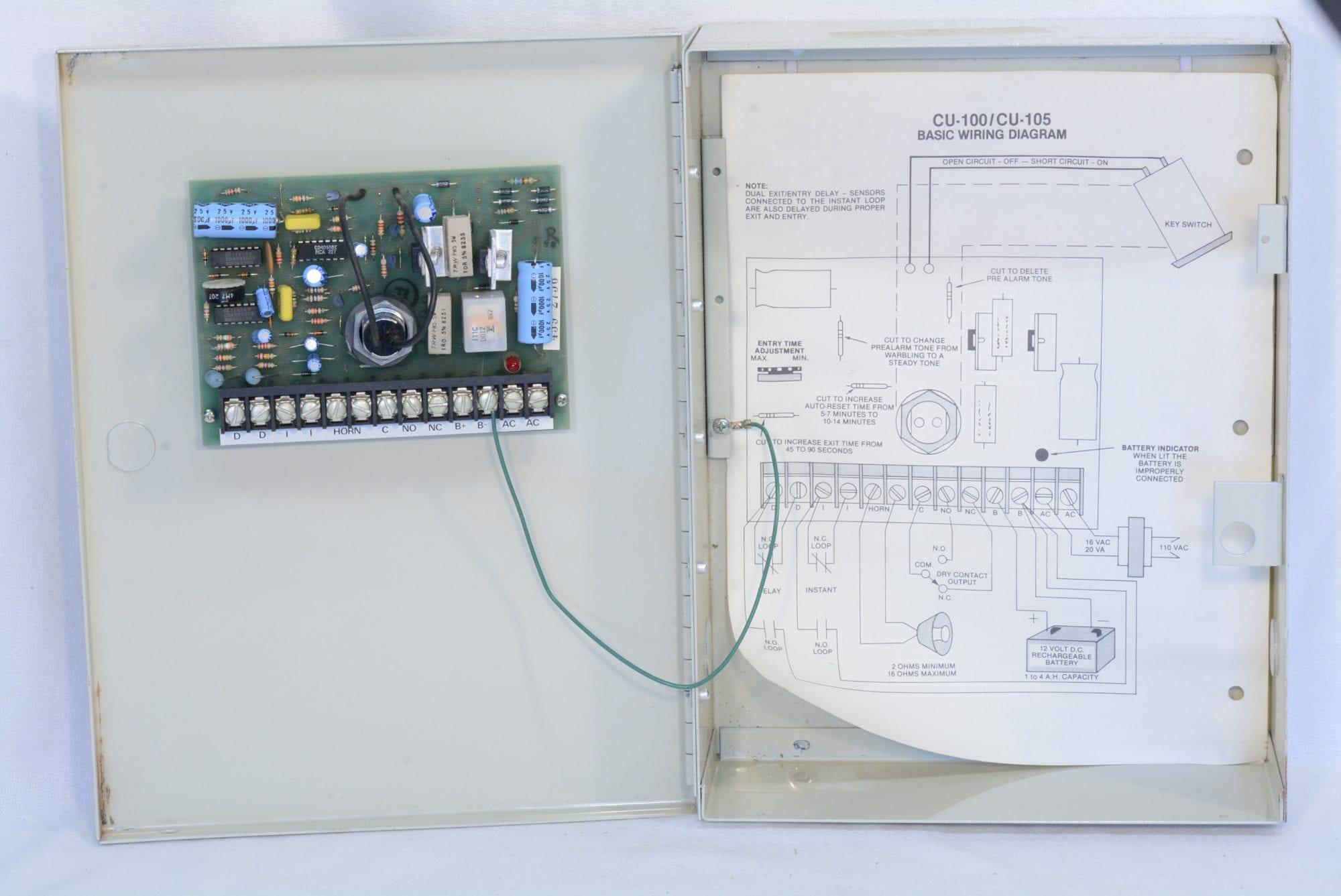 Modern Rj31x Wiring Diagram To Alarm System Photos - Wiring Diagram ...
