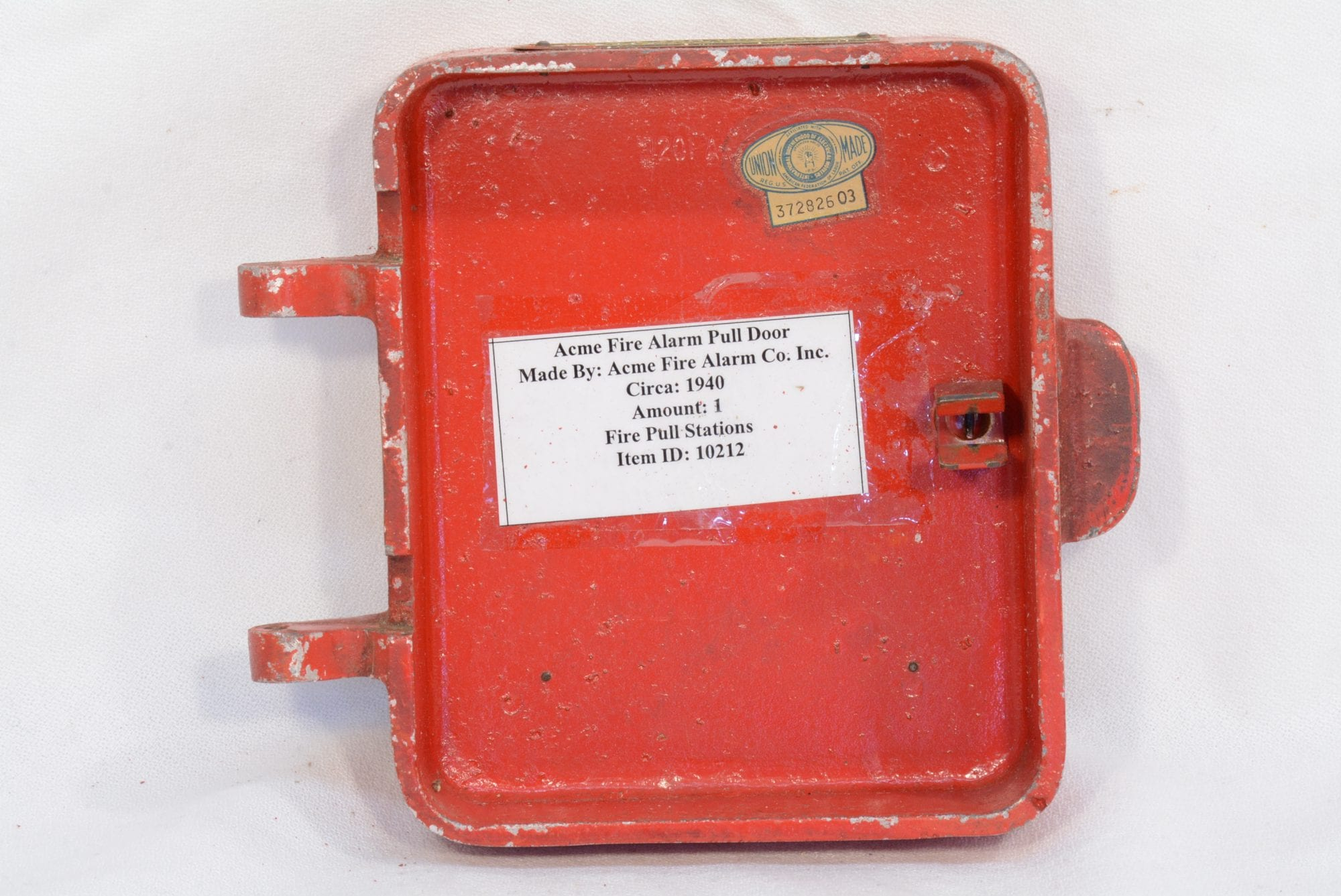 Acme Fire Alarm Pull Door Wayne Alarm Systems