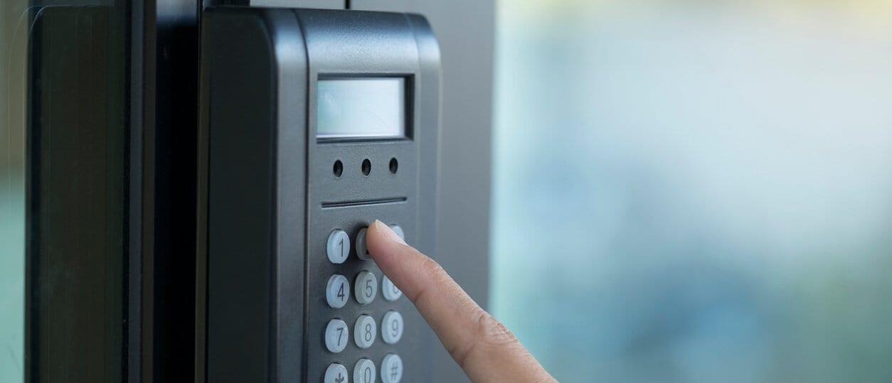 Electronic Access Control System | Wayne Alarm