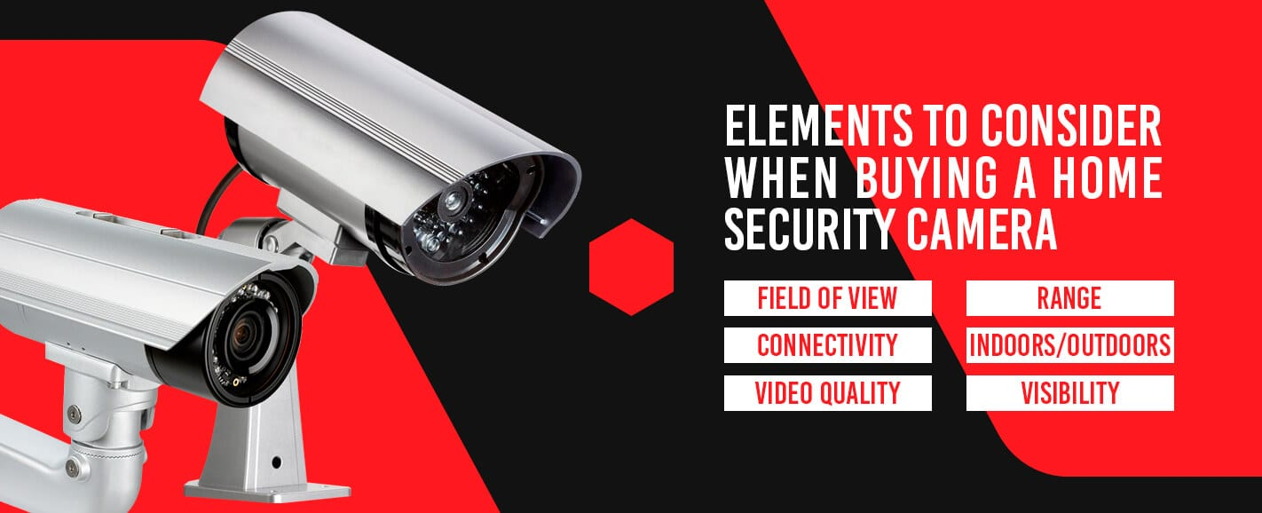 Elements to Consider When Buying a Home Security Camera