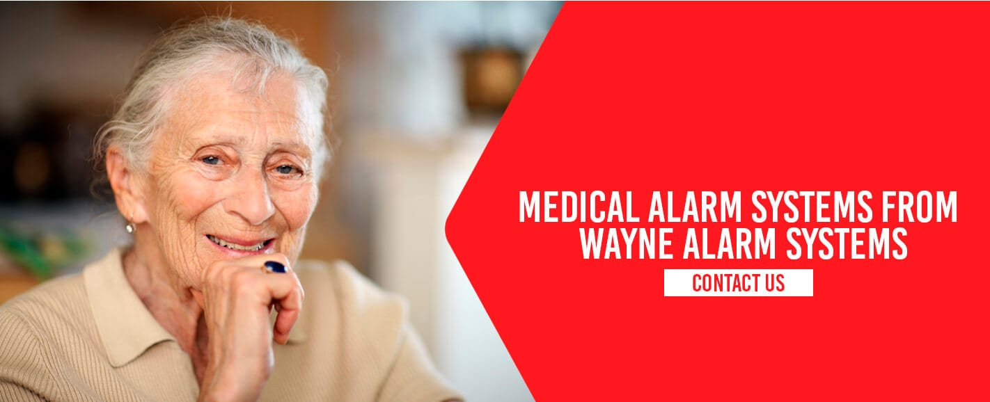 Medical Alarm Systems From Wayne Alarm Systems
